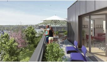 Saint-Léger-du-Bourg-Denis programme immobilier neuve « Les Rives du Parc »  (3)