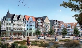 Le Touquet-Paris-Plage programme immobilier rénové « Quentovic »