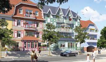 Le Touquet-Paris-Plage programme immobilier neuve « Quentovic »  (2)