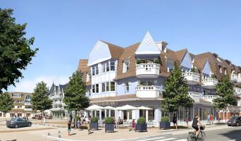 Le Touquet-Paris-Plage programme immobilier neuve « Quentovic »  (3)