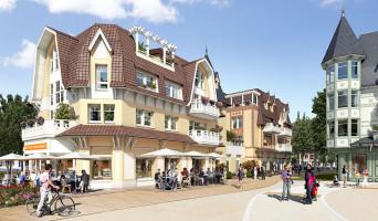 Le Touquet-Paris-Plage programme immobilier neuve « Quentovic »  (4)