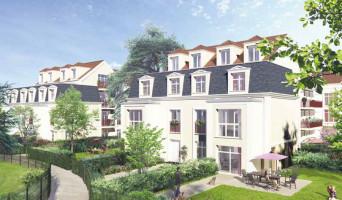 Saint-Leu-la-Forêt programme immobilier rénové « Le Cèdre Bleu » en loi pinel