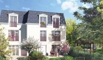 Saint-Leu-la-Forêt programme immobilier neuve « Le Cèdre Bleu » en Loi Pinel  (2)