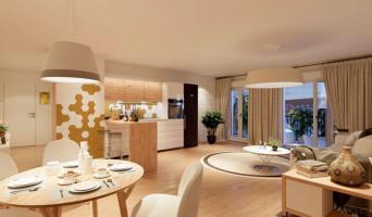 Saint-Leu-la-Forêt programme immobilier neuve « Le Cèdre Bleu » en Loi Pinel  (3)