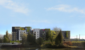 Valenciennes programme immobilier neuve « Revd'O » en Loi Pinel  (2)
