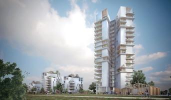 Rennes programme immobilier neuf « Chromosome » en Loi Pinel