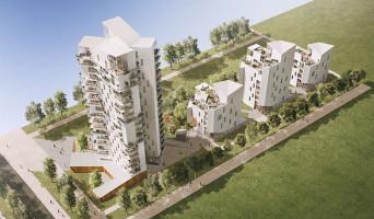 Rennes programme immobilier neuve « Chromosome » en Loi Pinel  (4)