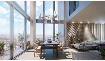 Rennes programme immobilier neuve « Chromosome » en Loi Pinel  (5)