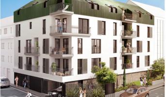 Nantes programme immobilier neuve « Carré Grillaud »