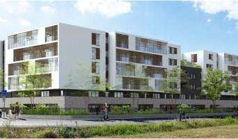 Toulouse programme immobilier neuf « Orlando » en Loi Pinel