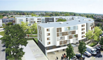 Toulouse programme immobilier neuve « Orlando » en Loi Pinel  (3)