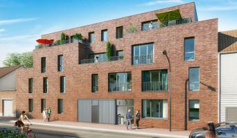 Lille programme immobilier neuve « Les Jardins Bo'Tanic »