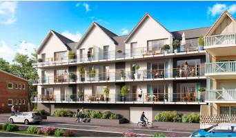 Cucq programme immobilier neuve « Les Amarres »