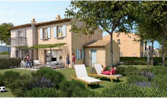 Grimaud programme immobilier neuve « Domaine des Fées »  (2)