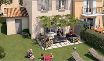 Grimaud programme immobilier neuve « Domaine des Fées »  (3)