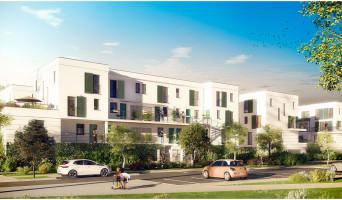 Persan programme immobilier neuve « Les Terrasses de Bel Air »  (2)