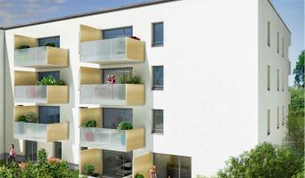 Toulouse programme immobilier neuve « Esprit Parc »