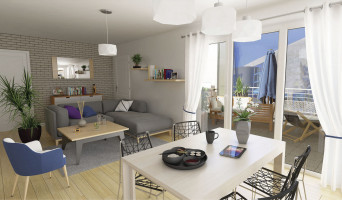 Rennes programme immobilier neuve « Edelweiss »  (4)