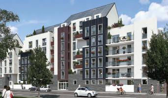 Rouen programme immobilier neuve « Le Narval »