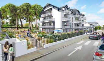 La Baule-Escoublac programme immobilier neuve « Villas Sophia »