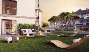 La Baule-Escoublac programme immobilier neuve « Villas Sophia »  (3)