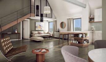 La Baule-Escoublac programme immobilier neuve « Villas Sophia »  (4)