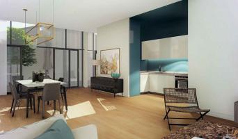 Bordeaux programme immobilier à rénover « Les Patios d'Emile » en Loi Pinel ancien  (4)