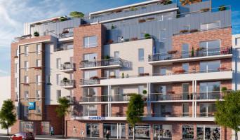 Dieppe programme immobilier neuve « Quai Sud »