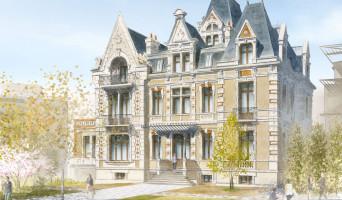 Rennes programme immobilier neuve « La Folie-Guillemot »