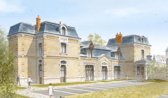 Rennes programme immobilier neuve « La Folie-Guillemot »  (2)