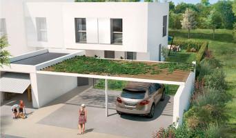 Toulouse programme immobilier neuve « La Source de Lilhac »  (4)