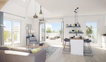 Poissy programme immobilier neuve « Citea »  (3)