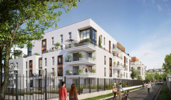 Rueil-Malmaison programme immobilier neuve « Domaine Richelieu Tr2 »