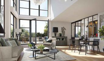 Rueil-Malmaison programme immobilier neuve « Domaine Richelieu Tr2 »  (2)
