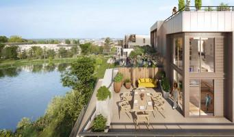 Rueil-Malmaison programme immobilier neuve « Domaine Richelieu Tr2 »  (3)