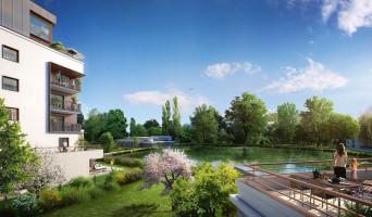Rueil-Malmaison programme immobilier neuve « Domaine Richelieu Tr2 »  (4)