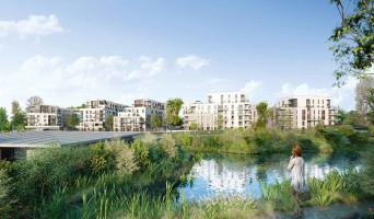 Rueil-Malmaison programme immobilier neuve « Domaine Richelieu Tr2 »  (5)