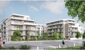 Saint-Alban-Leysse programme immobilier neuve « Coeur Village »