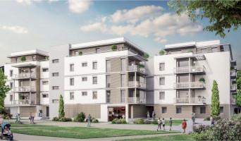 Saint-Alban-Leysse programme immobilier neuve « Coeur Village »  (2)