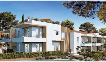 Toulon programme immobilier neuve « Eclipse »