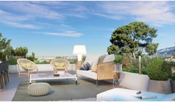Toulon programme immobilier neuve « Eclipse »  (2)