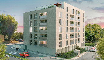 Toulouse programme immobilier neuve « Le Picturia »  (2)