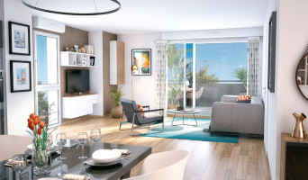 Toulouse programme immobilier neuve « Le Picturia »  (3)