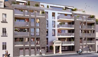 Nantes programme immobilier neuve « Cour Bastille »