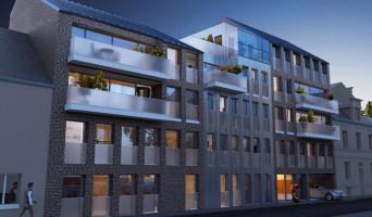 Nantes programme immobilier neuve « Cour Bastille »  (2)