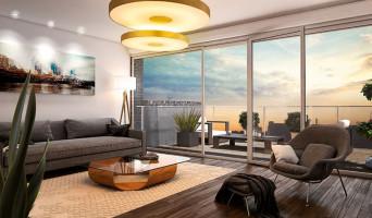 Nantes programme immobilier neuve « Cour Bastille »  (4)