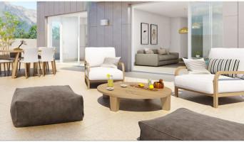Grenoble programme immobilier rénové « Les Ateliers » en loi pinel