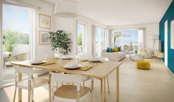 Grenoble programme immobilier neuve « Les Ateliers » en Loi Pinel  (2)