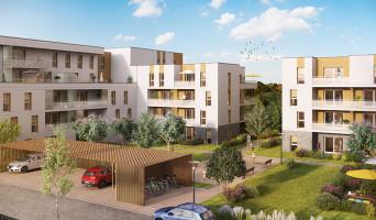 Angers programme immobilier neuve « Parc2Cé »