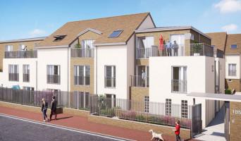 Livry-Gargan programme immobilier neuve « Le Clos de la Marquise »